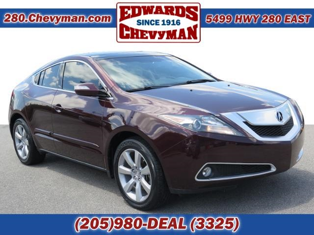Pre-Owned 2010 Acura ZDX Base