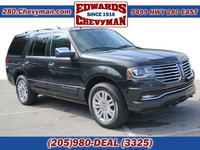 Pre-Owned 2015 Lincoln Navigator Base
