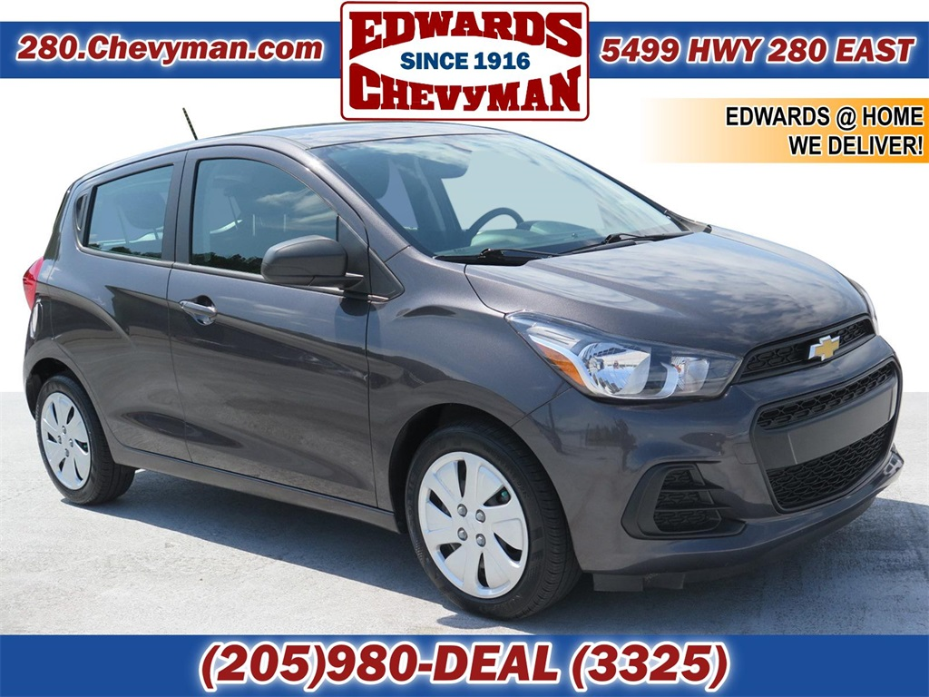 Certified Pre-Owned 2016 Chevrolet Spark LS