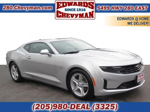 Certified Pre-Owned 2019 Chevrolet Camaro 1LT