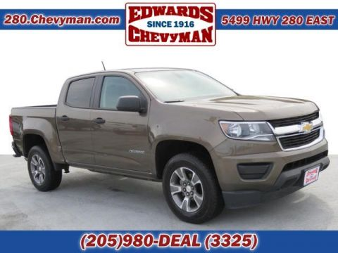 Pre-Owned 2016 Chevrolet Colorado Crew Cab