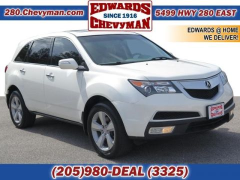 Pre-Owned 2011 Acura MDX 3.7L